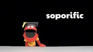 Mario's Word of the Week - Soporific