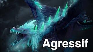 Agressif Winter Wyvern 7K+ China Ranked Dota 2