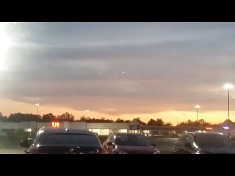 What Just Happened? Crazy Event Caught Over NC! 12-21-17