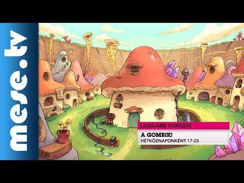 A Gombik! - új sorozat a Cartoon Networkon | MESE TV thumbnail