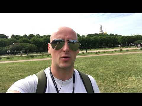 Episode 10 - Visiting shrine to Alexander II - St. Petersburg, Russia: Cruise Photographer Diaries