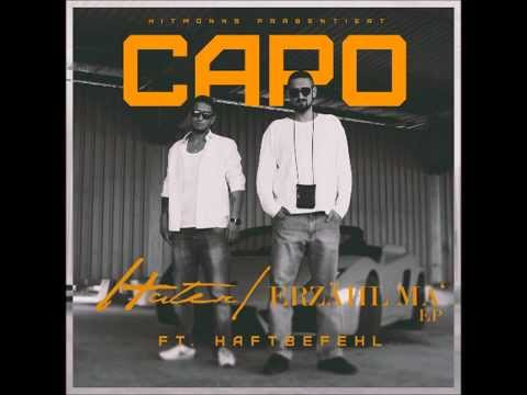Capo - Erzähl Ma' - ft. Haftbefehl (Instrumental)