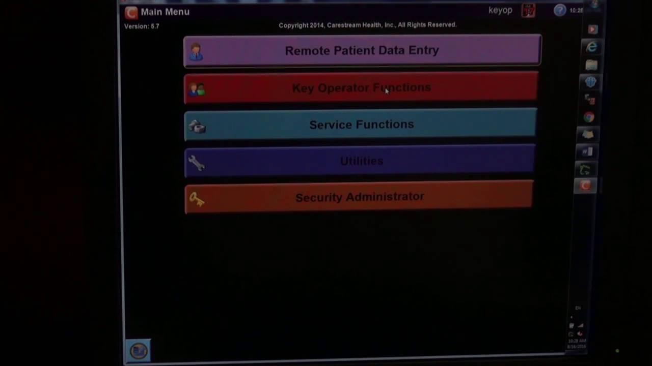 Ge Remote Access Procedure 8 Directview Remote Access Software Ras Youtube