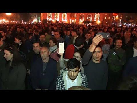 انتخاب سركسيان رئيسا للوزراء يشعل الاحتجاجات في أرمينيا  - نشر قبل 2 ساعة