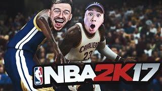 NBA 2K17 - ITSYEBOI VS DAVIDPARODY