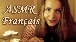 ASMR FRANÇAIS ❤ voix douce ❤ chuchotement ❤ ma première vidéo ASMR en français ❤ АСМР на французском