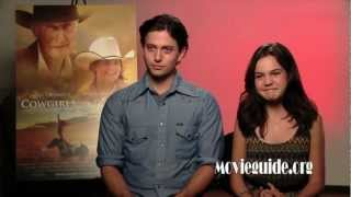 cowgirls n angels jackson rathbone bailee madison interview
