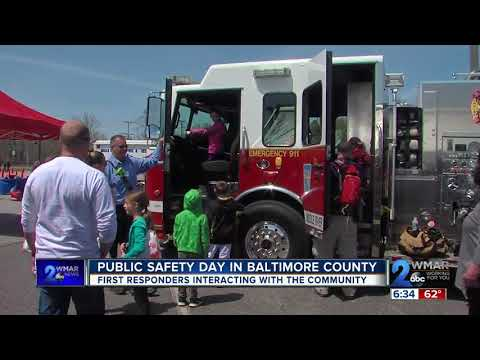 Public Safety Day in Baltimore County