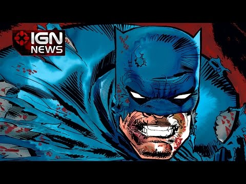 Is Dark Knight Returns Getting Another Sequel? - IGN News