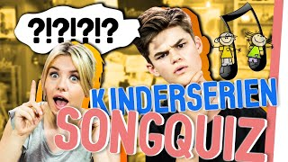 KINDERSERIEN Songquiz RELOADED!