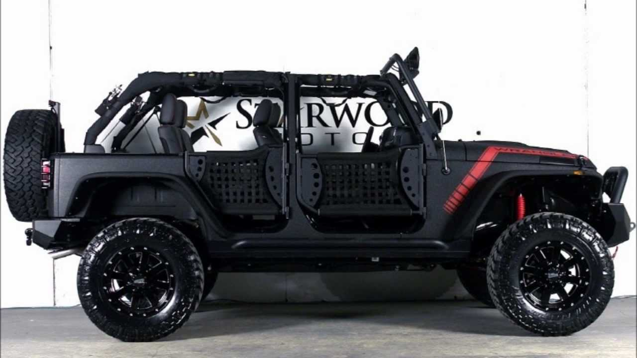 Delightful Images Of Jeep Wrangler Unlimited Off Road Accessories