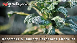 December & January Gardening Checklist - 30 Winter Gardening Tips and Tricks