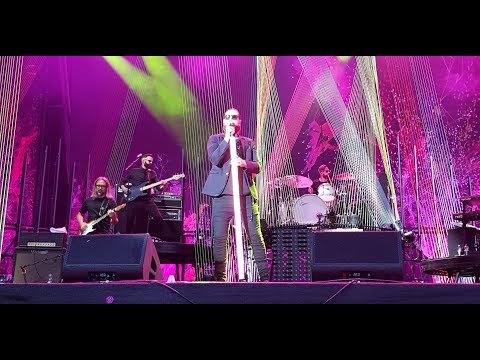 Rea Garvey - Black is the Colour [Live at Seaside Beach Essen / 27.08.2017] [FullHD]