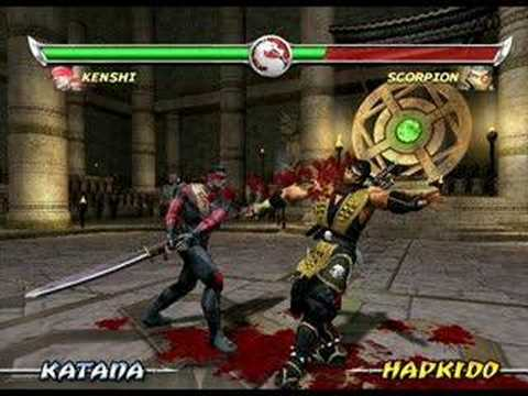 LOST TOMB ARENA MUSIC MORTAL KOMBAT DEADLY ALLIANCE