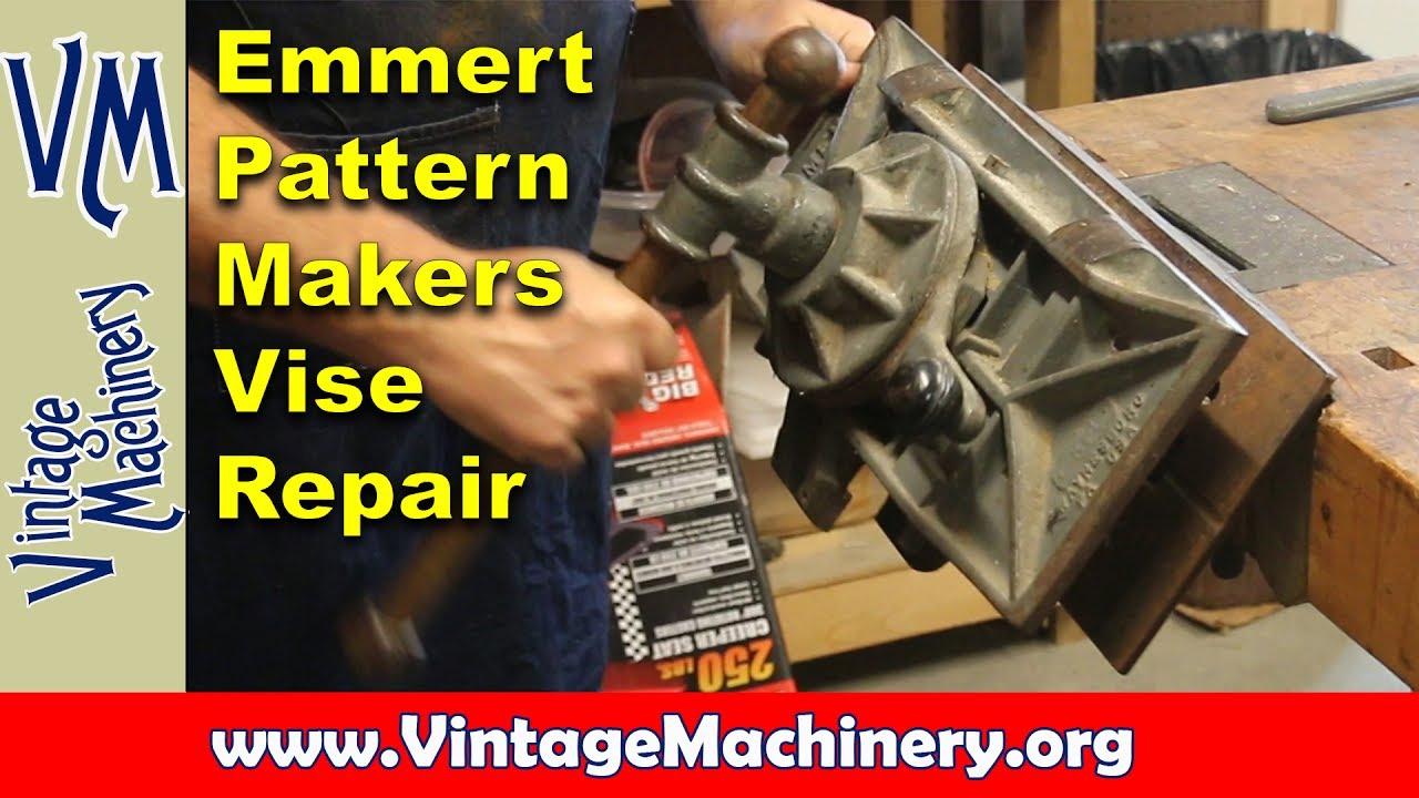 Wilton Pattern Makers Vise