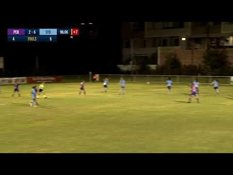 Westfield W-League 2020/21: Round 10 - Perth Glory Women v Sydney FC Women (Full Game)