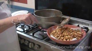 Баклажаны во фритюре  - Рецепт Бабушки Эммы