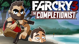 Far Cry 3 - A Fąr Cry from Insanity | The Completionist | New Game Plus