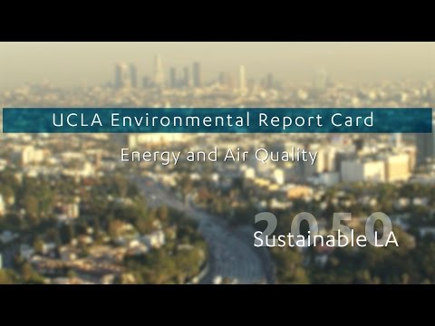 2017 Sustainable LA Environmental Report Card for Los Angeles County