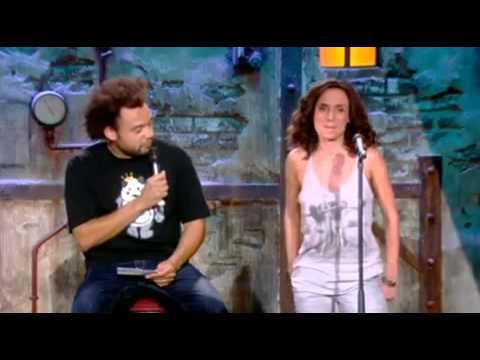 [JJC] Clash Fabrice Eboué et Amel
