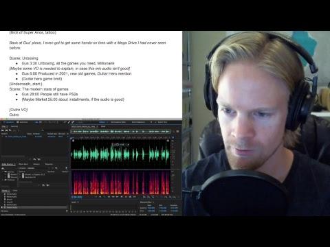 Work Stream: VO Recording - Brazil Video 1