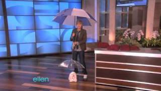 Ellen Finds Out What