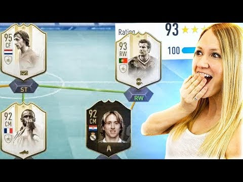 BREAKING WROETOSHAW'S 193 HIGHEST RATED FUT DRAFT CHALLENGE! FIFA 19