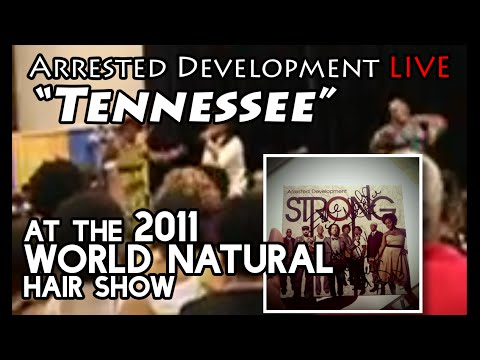 Arrested Development Live 2011 - Tennessee