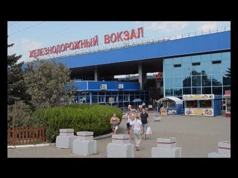 Электрички из Анапы в Феодосию пойдут по Крымскому мосту