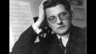 Shostakovich plays his own Piano Concerto No 2  (3rd movement - 1958)