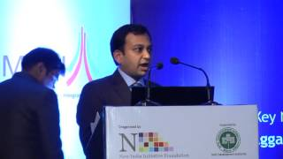 Mr. Saurav Kumar, Amarchand Mangaldas, in Land Pooling Conference