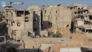 داريا أربع أعوام من الصمود بوجه الأسد