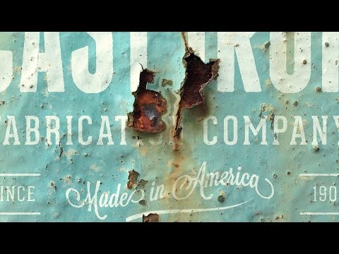 How To Apply a Realistic Rust Texture in Adobe Photoshop
