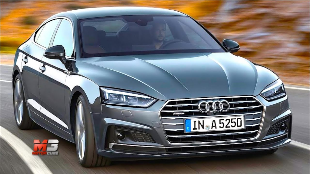 New Audi A5 Sportback 2017 First Test Drive Youtube