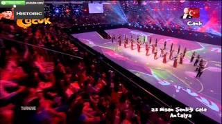 Turkey Dance - 23rd of April International Children Fest 2015