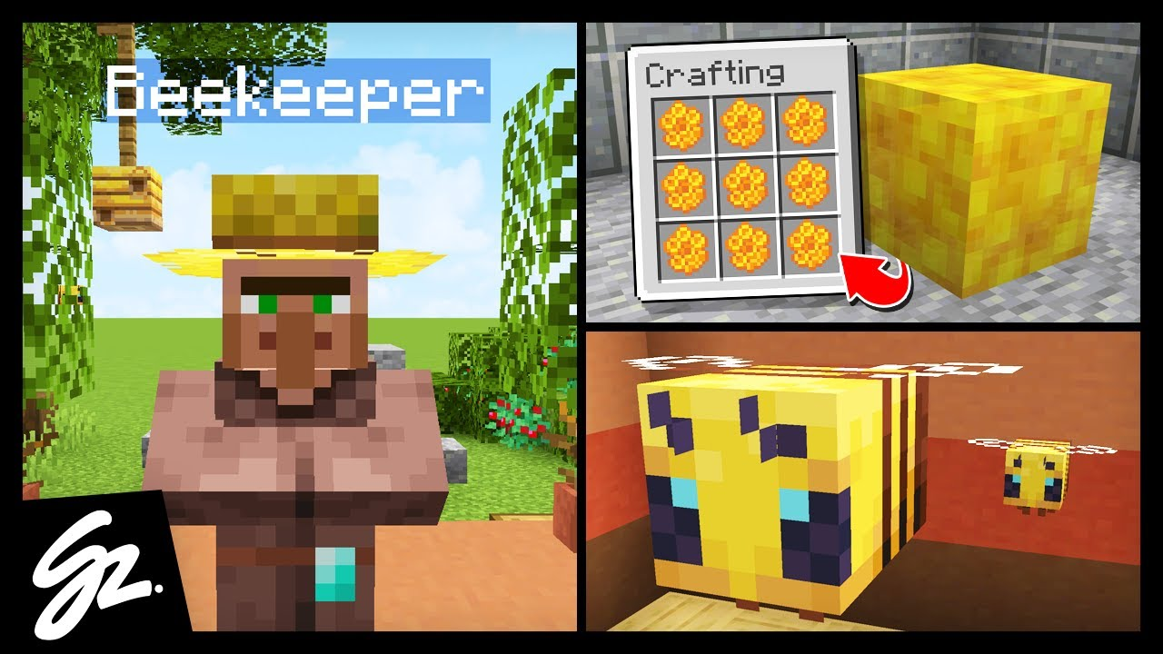 5 Ideas To Make Minecraft Bees BETTER