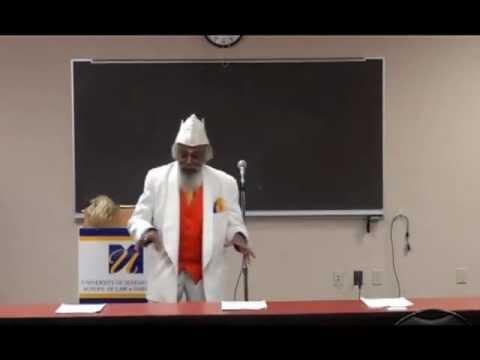 2013-03-28 Apostle Dr. Jibreel Kahzan