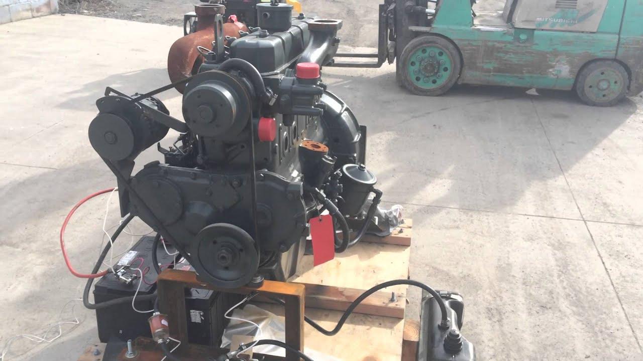 White / Hercules 6 Cylinder Diesel Engine D298ER #3452534