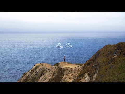 Big Sur // and the Home of Surf