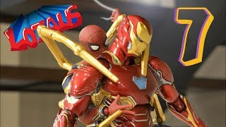 IRONMAN Stop Motion Video de Acción de la Parte 7