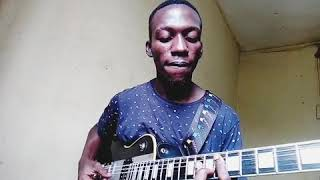 Must Watch! Amazing Performance of Davido's Fia (fire fire) On The Guitar!