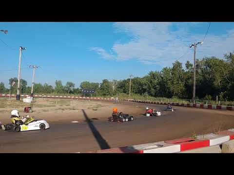 8.10.2019 - KC Raceway - Predator Class - Heat 1