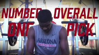 Deandre Ayton NBA Draft #1 Pick