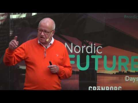 Per Frykman. Nordic Future Days 2017