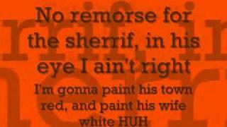Kid Rock cowboy lyrics.wmv