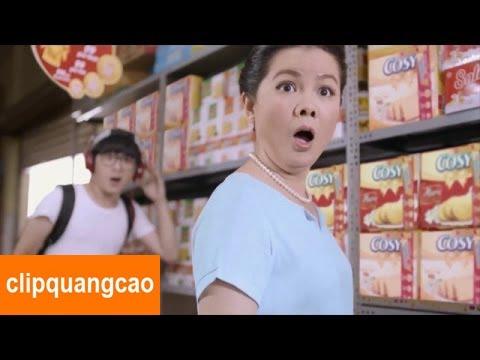 Quảng Cáo Kinh Đô Vui Nhộn Mới Nhất 2017 – Mua Bánh Kinh Đô,Tiền Vô Ào Ào
