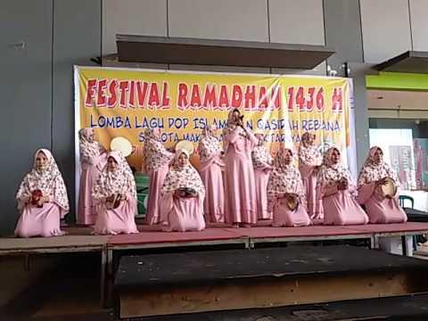 Ibu-Ibu Majelis Taqlim Main Qasidah
