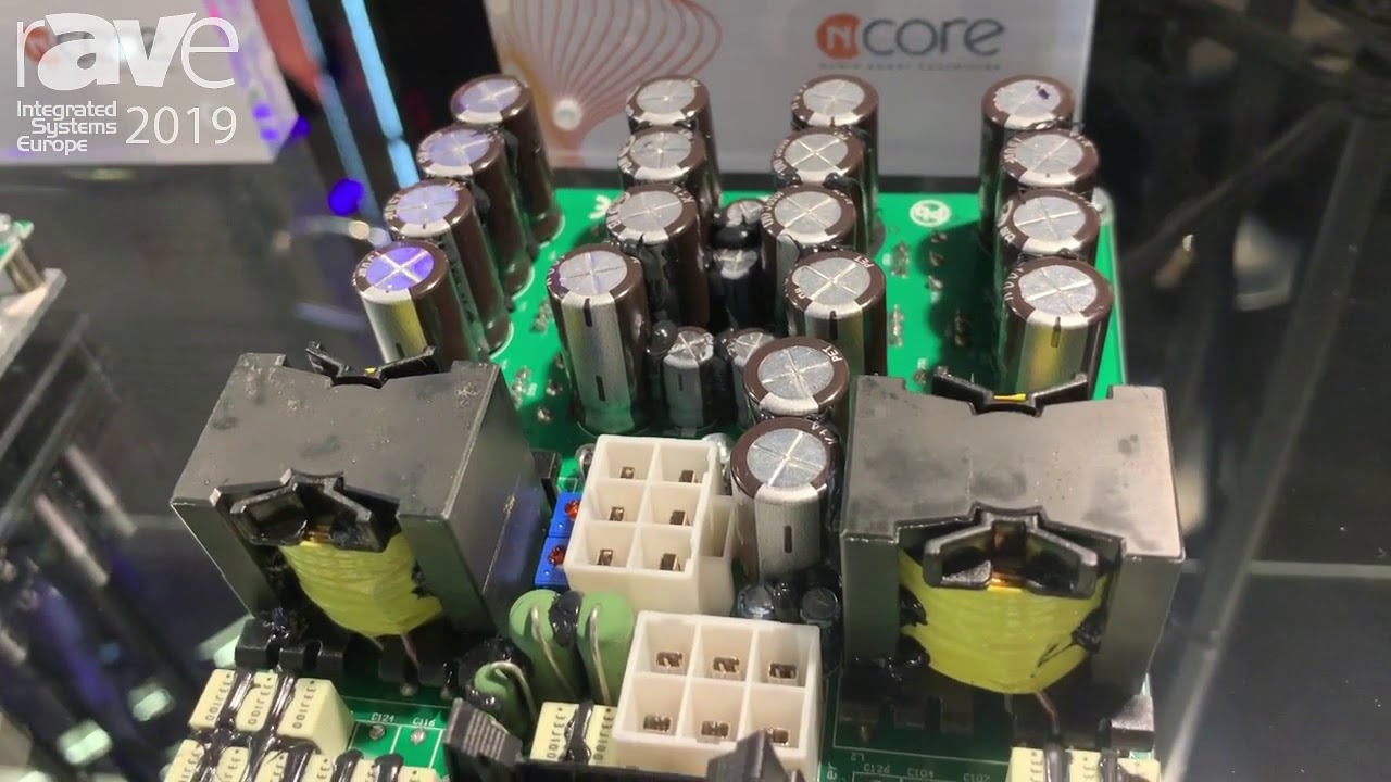 ISE 2019: Hypex Electronics Talks About NC2k Audio Amplifier