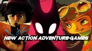 NEW AND UPCOMING ACTION ADVENTURE GAMES FOR 2019 and 2020