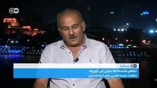 الفنان جمال سليمان ينتقد تعامل الدول العربية مع مأساة اللاجئين السوريين | المسائية